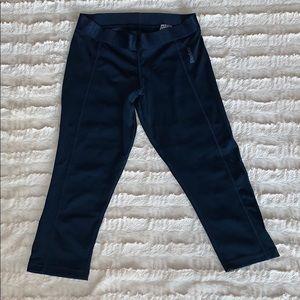 Reebok Small cropped leggings